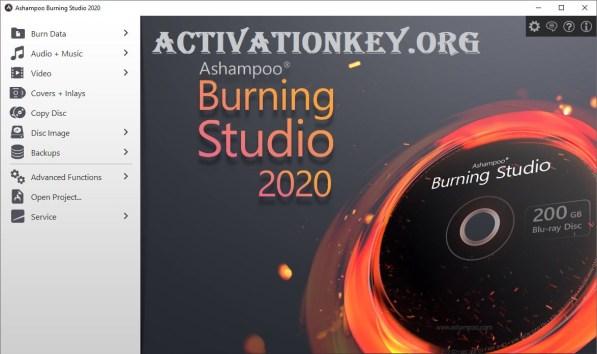 Ashampoo Burning Studio Crack 21.6.1.63 + Keys [Latest]