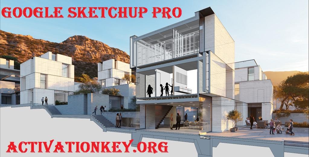 Google SketchUp Pro 2020 Crack Plus License Key Download