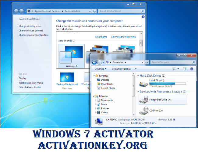 Windows 7 Activator Free For you 32/64bit [Official 2020]