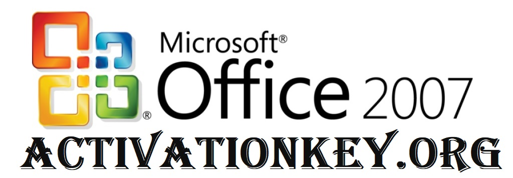 Microsoft Office 2007 Crack Product Key Free Download {Latest }