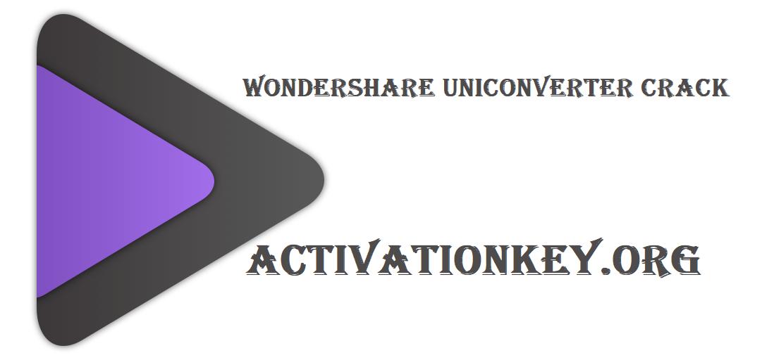 Wondershare Uniconverter Crack 11.7.18 & License Key