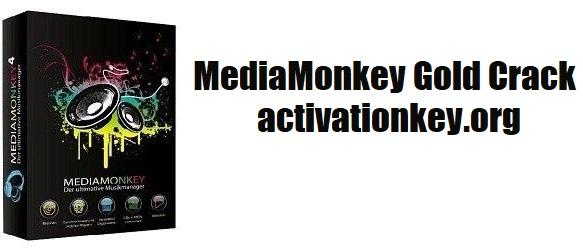 MediaMonkey GOLD 5.0.0.2264 Crack + Serial KEY [Latest]