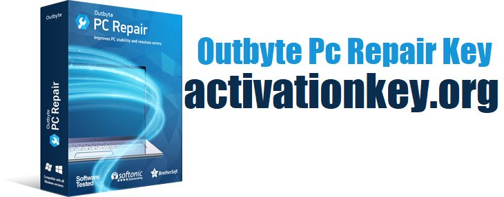 Outbyte Pc Repair Key 1.1.1.58107 + Crack [Latest]