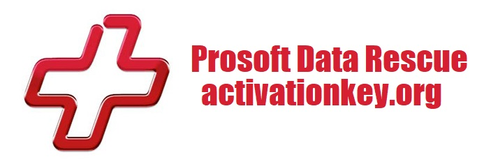 Prosoft Data Rescue Pro 6.0.1 Crack + Serial Key Torrent [Latest]