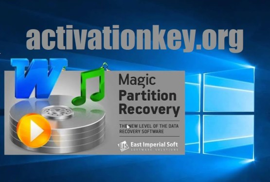 Magic Partition Recovery 3.1 Crack + Serial KEY [Latest Version]
