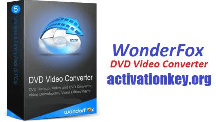 WonderFox DVD Video Converter Crack 20.2 + License Key Download