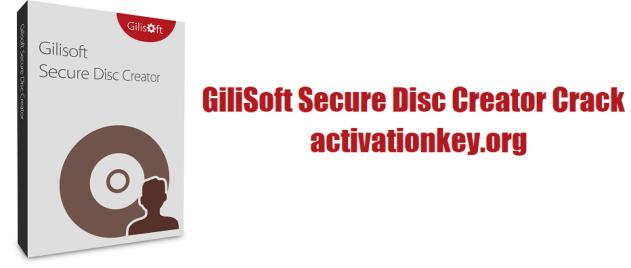 Gilisoft Secure Disk Creator 8.0 Crack Full [Latest]