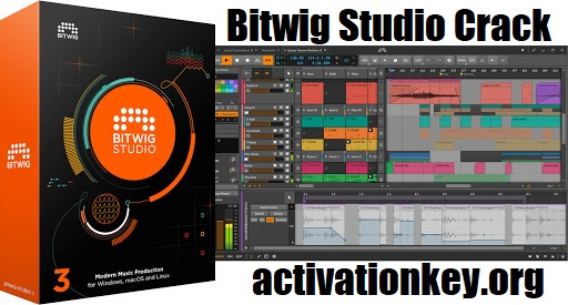 Bitwig Studio 3.2.7 Crack + Torrent (Full) Free Download
