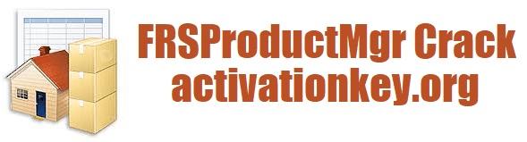 FRSProductMgr 4.0.9 Crack + Torrent Free Download [Latest]