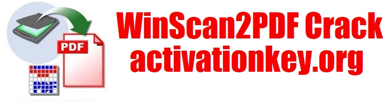 WinScan2PDF Crack 6.11 With Key Free Download [Latest]