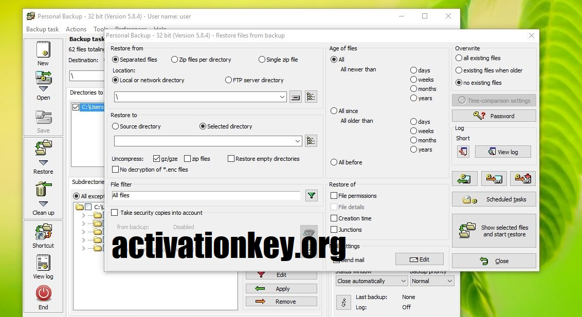 Personal Backup Crack 5.8.7.0 Torrent + Key Free Download