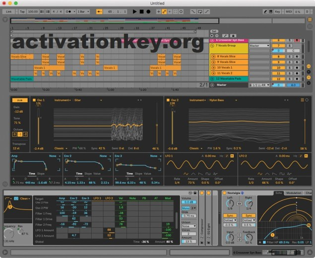 Ableton Live 10 Crack with Torrent 2021 [Win/Mac]