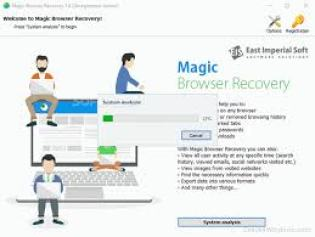 Magic Browser Recovery Crack