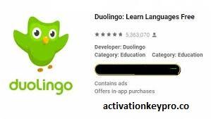 Duolingo APK Cracke