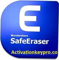 Wondershare SafeEraser Crack
