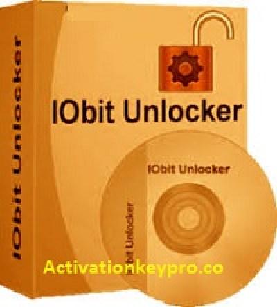 IObit Unlocker Crack