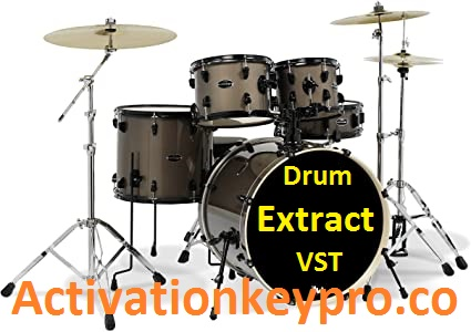 Drum Extract VST Crack