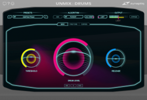 Unmix Drums VST Crack