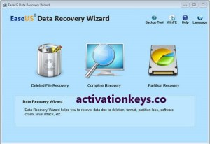 EASEUS Data Recovery Wizard 14.2.0.0 Crack + License Code {2021}