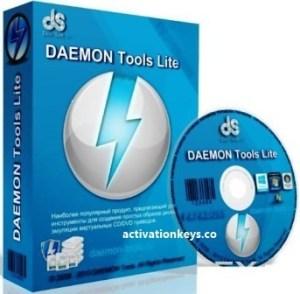DAEMON Tools Lite 11.0.0.1908 Crack + Serial Key 2022 Free Download