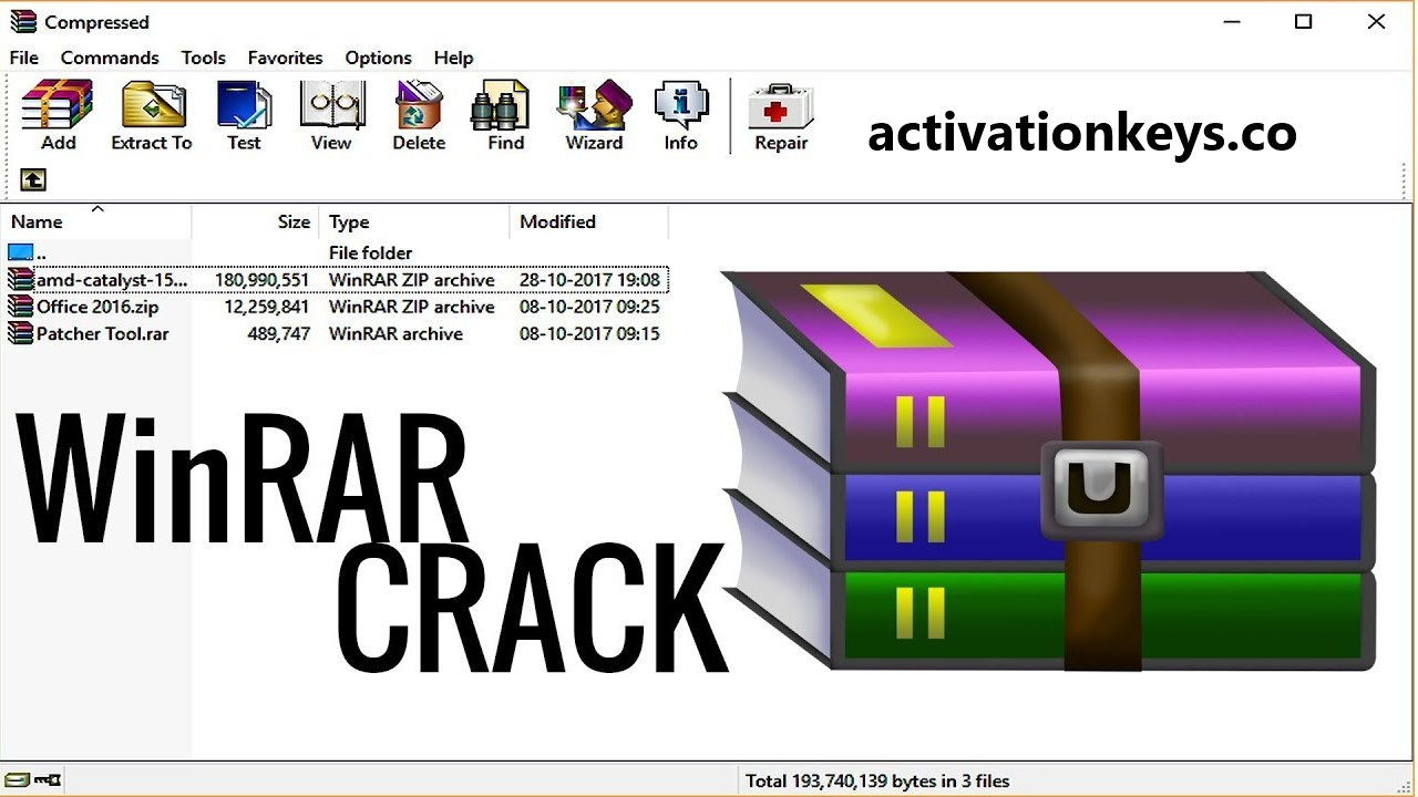 winrar with crack
