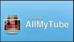 Wondershare AllMyTube 7.4.6.6 Crack + Keygen Full Version {2019 Latest}