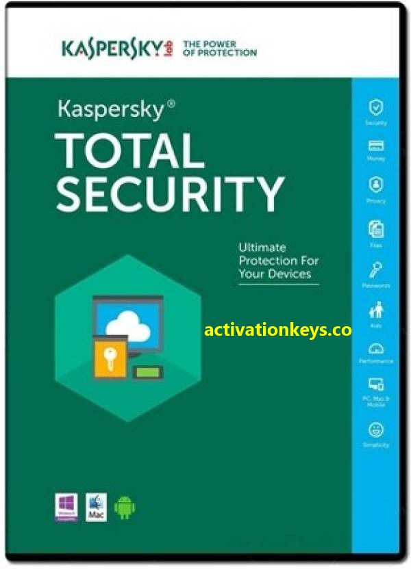 Kaspersky internet security 2019 activation code for 1 year free