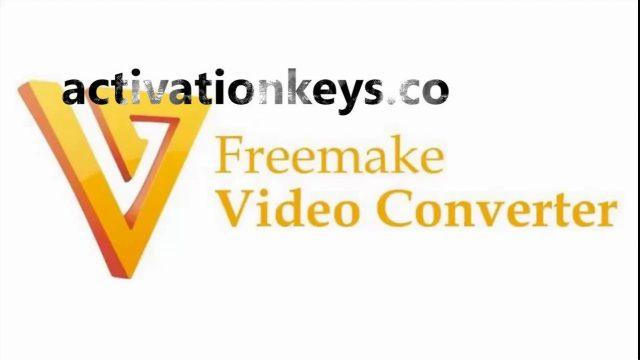 Freemake Video Converter 4.1.11.69 Crack + Serial Key 2020 (Latest)