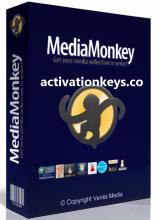 MediaMonkey Gold 4.1.24.1882 Crack + Keys 2019 {Latest Win+Mac}