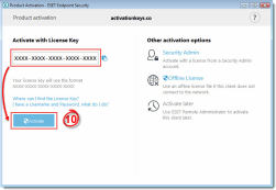 ESET Endpoint Security 7.0.2100.4 Crack & Keys Download {2019}