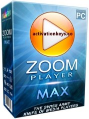 Zoom Player MAX 14.5 Build 1450 Crack + Serial Key Free Download (2020)