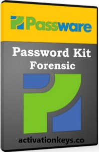 Passware Kit Forensic 2019 3 2 Crack + Serial Key Free Download [Latest]
