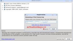 avast license key 2019 crack