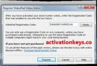 VideoPad Video Editor 10.56 Crack Keygen + Registration Code [Latest]