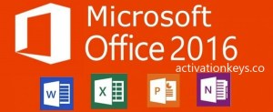 Microsoft Office 2016 1808 Product key + Crack Free Download {Latest}