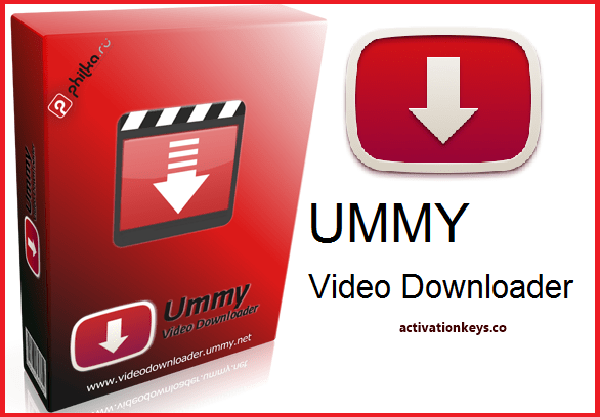 ummy video downloader 1.10.3.0 activation key