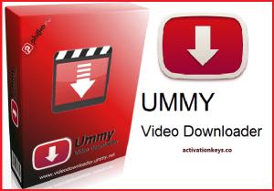 Ummy Video Downloader 1.10.5.2 Crack + License Key [LATEST 2019]