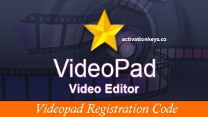 Videopad Video Editor 7.23 Crack & Keygen + Registration Code [Latest]