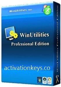 WinUtilities Professional Edition Key 15.72 + Crack Free Download [2020]
