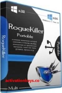 RogueKiller 13.3.2.0 Crack + Serial Key 2019 Download [Portable]
