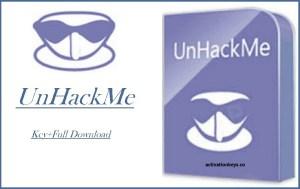 UnHackMe 12.41.2021.419 Crack Full Registration Code Download (2021)