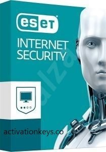 ESET Internet Security 13.0.24.0 Crack Plus License Key 2020 (Latest)