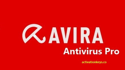 Avira Antivirus Pro 2020 Crack + Activation Key (Latest Version)