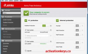 Avira Antivirus Pro 2020 Crack + Activation Key (Latest Code)