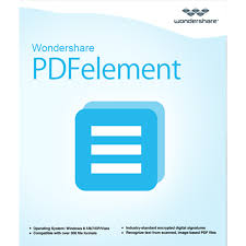 Wondershare PDFelement Pro 6.8.6.4121 Crack Plus Activation Key 2019