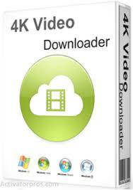 4K Video Downloader 4.4.11.2412 Crack & Activation Key Full Version