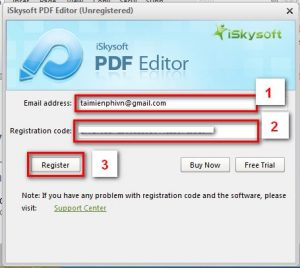 iSkysoft PDF Editor 6.4.2 Registration Code [Crack] Full Version
