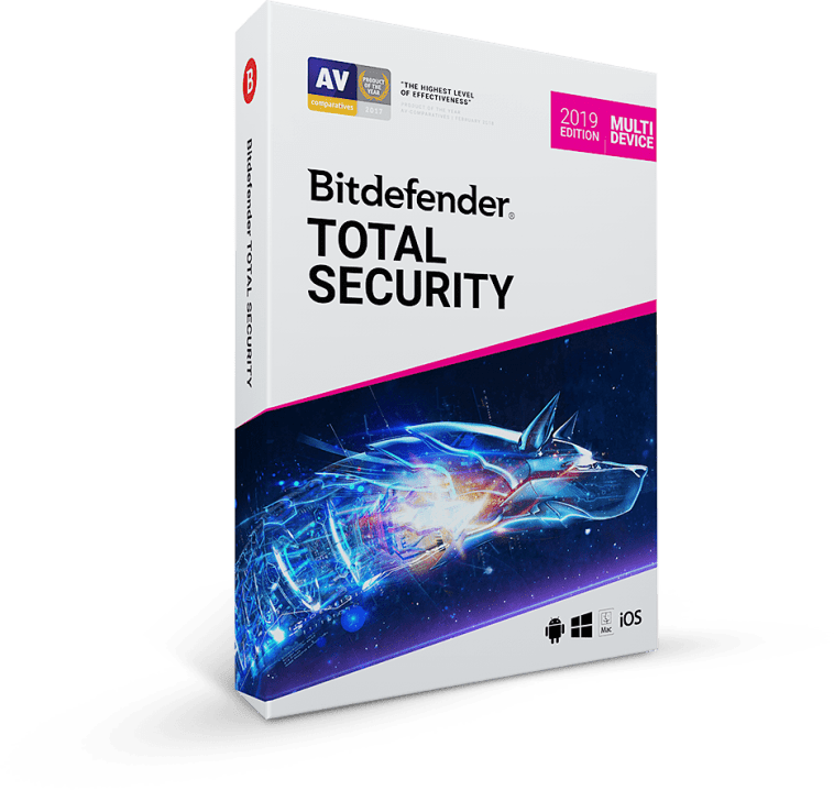 Bitdefender Total Security 2020 Crack With License Key [Latest]