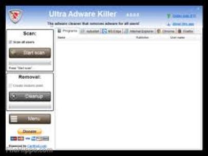 Ultra Adware Killer 9.0.0.0 Crack With Keygen Free Download 2020
