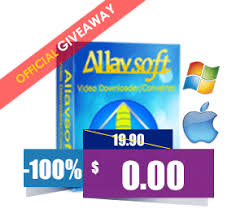 Allavsoft 3.17.8.7172 Crack With Registration Code Free Download 2019